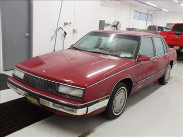 E B Ef Bc Deaf D on 1989 Buick Lesabre T Type White
