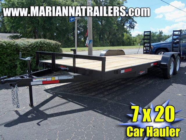 2013 Caliber 7 x 20 Car Hauler