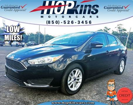 Hopkins Used Cars Marianna Fl