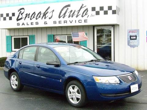 2006 Saturn Ion for sale in Manitowoc WI