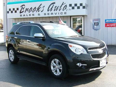 2011 Chevrolet Equinox for sale in Manitowoc, WI