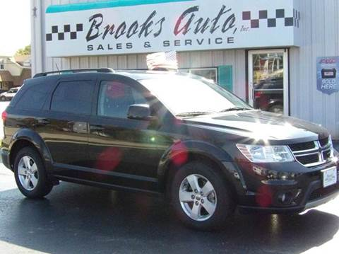 2012 Dodge Journey for sale in Manitowoc, WI