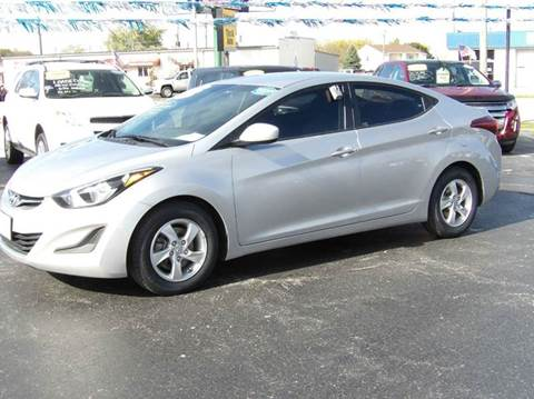 2014 Hyundai Elantra for sale in Manitowoc, WI