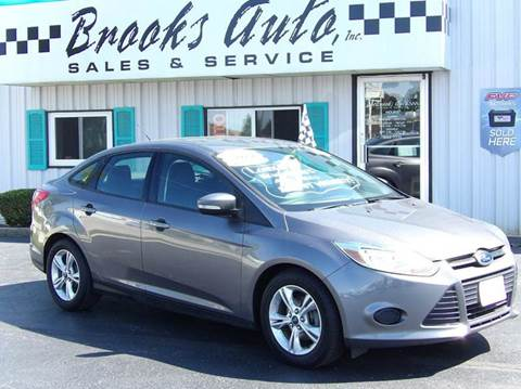 2014 Ford Focus for sale in Manitowoc WI