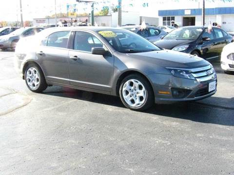 2011 Ford Fusion for sale in Manitowoc, WI