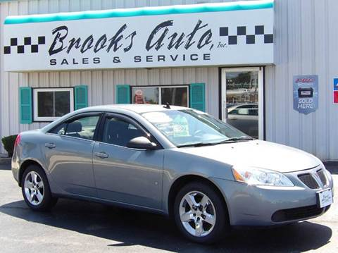2009 Pontiac G6 for sale in Manitowoc WI