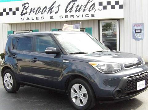 2014 Kia Soul for sale in Manitowoc WI