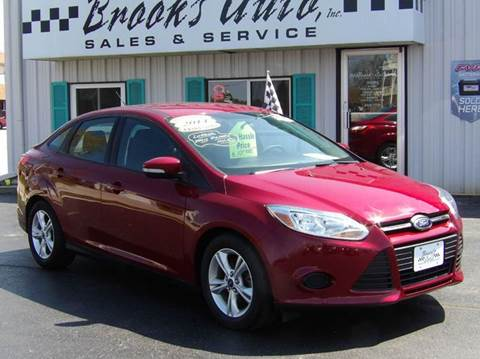2014 Ford Focus for sale in Manitowoc, WI