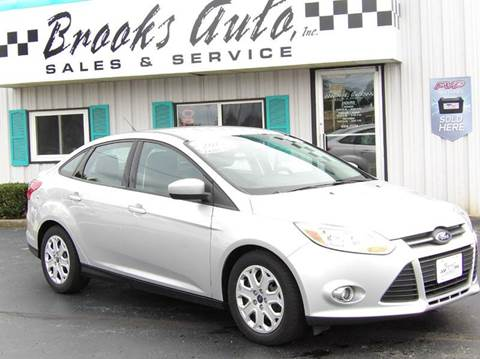 2012 Ford Focus for sale in Manitowoc, WI