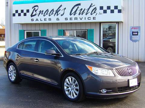 2013 Buick LaCrosse for sale in Manitowoc WI