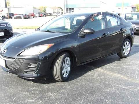 2010 Mazda MAZDA3 for sale in Manitowoc, WI