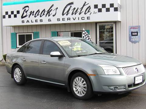 2008 Mercury Sable for sale in Manitowoc WI