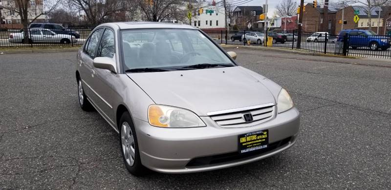 used 2001 honda civic for sale in new jersey. Black Bedroom Furniture Sets. Home Design Ideas