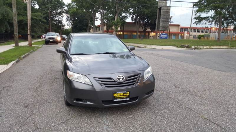 2009 toyota camry le 4dr sedan 5a in newark nj king