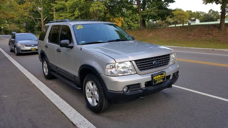 2003 ford explorer nbx 4dr 4wd suv in newark nj king