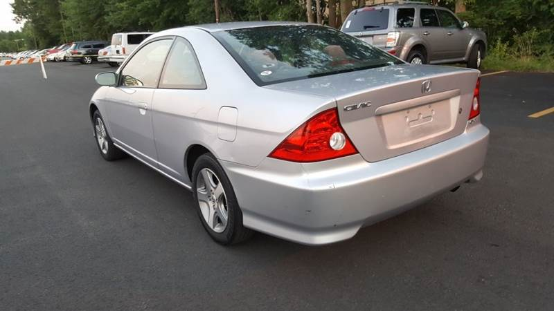 2005 honda civic ex 2dr coupe in newark nj king motors for King motors auto sales