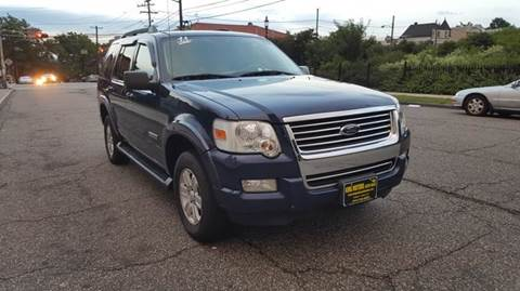 2008 Ford Explorer for sale in Newark, NJ