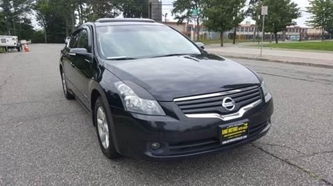 2008 Nissan Altima Hybrid