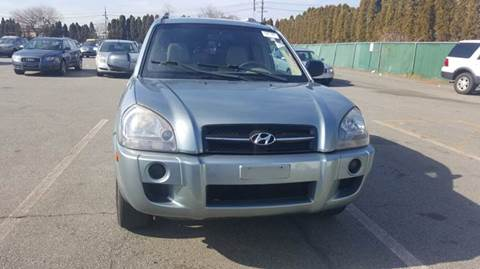 2007 Hyundai Tucson for sale in Newark, NJ