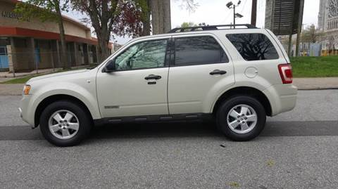 2008 Ford Escape for sale in Newark, NJ