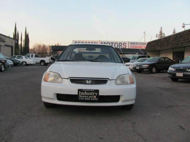 1996 Honda Civic LX Sedan   Sacramento CA