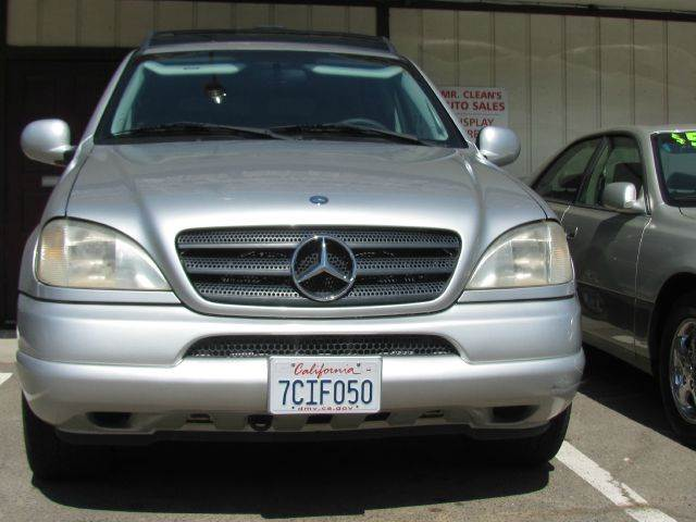 1999 Mercedes Benz M Class Awd Ml430 4dr Suv In Sacramento