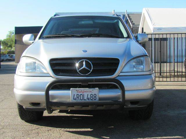 2000 mercedes benz m class awd ml430 4matic 4dr suv in for Mercedes benz dealership sacramento ca