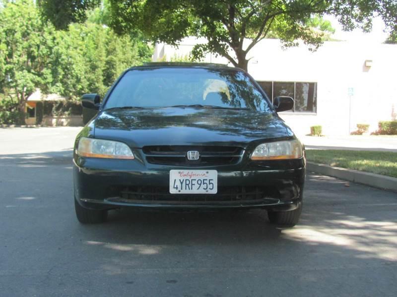 1999 honda accord ex v6 4dr sedan in sacramento ca mr clean 39 s auto sales. Black Bedroom Furniture Sets. Home Design Ideas