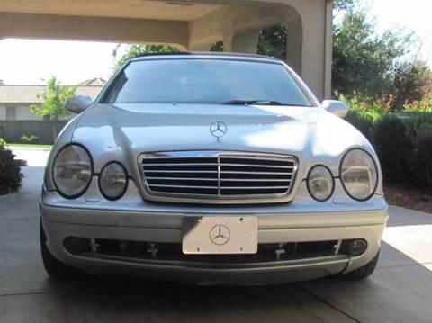 2000 Mercedes-Benz CLK for sale in Sacramento, CA