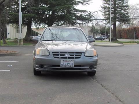 2004 Hyundai Accent for sale in Sacramento, CA