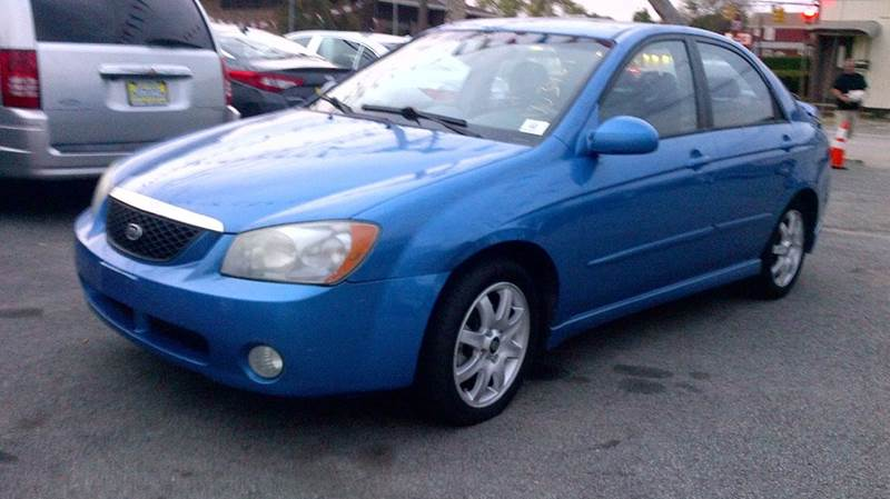 2005 Kia Spectra For Sale In Johnston Ri