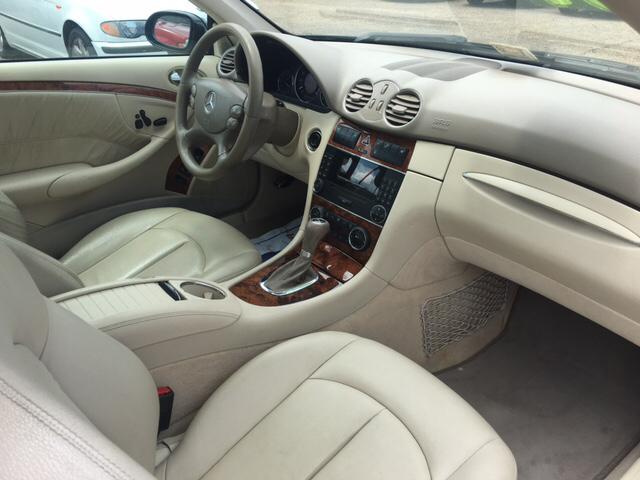 2007 Mercedes-Benz CLK CLK 350 2dr Coupe - Richmond VA
