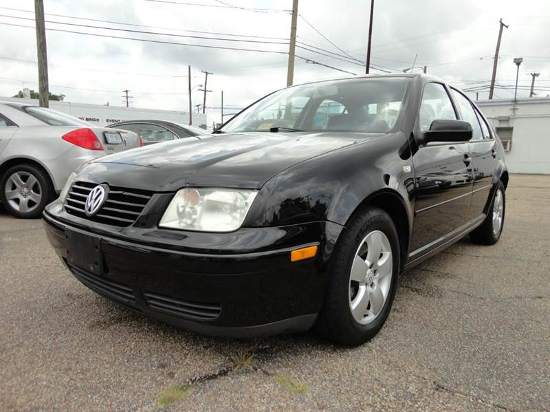 2003 volkswagen jetta gls 1 8t 4dr turbo sedan in richmond. Black Bedroom Furniture Sets. Home Design Ideas
