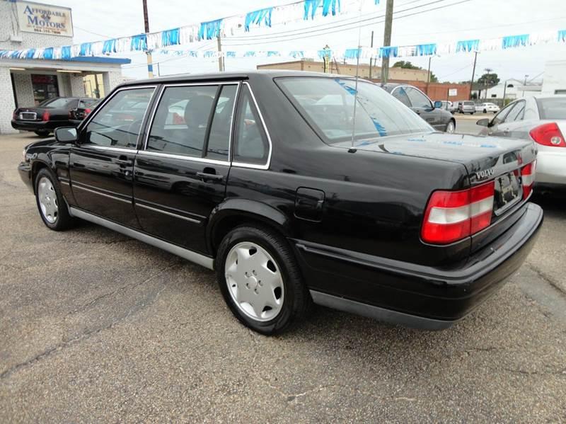 1997 volvo 960 base 4dr sedan in richmond va affordable for Affordable motors richmond va