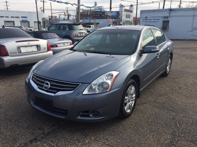 2010 Nissan Altima 2.5 SL 4dr Sedan - Richmond VA