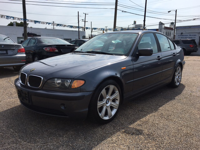 Elegant 2003 BMW 3 Series Idea