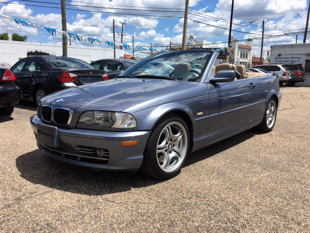 2002 BMW 3 Series 330Ci 2dr Convertible - Richmond VA