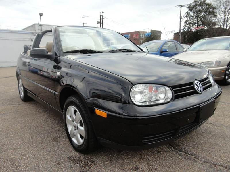 2002 volkswagen cabrio glx 2dr convertible in richmond va. Black Bedroom Furniture Sets. Home Design Ideas