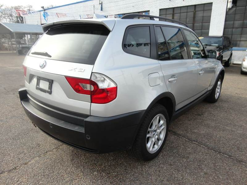 2004 bmw x3 awd 4dr suv in richmond va affordable for Affordable motors richmond va