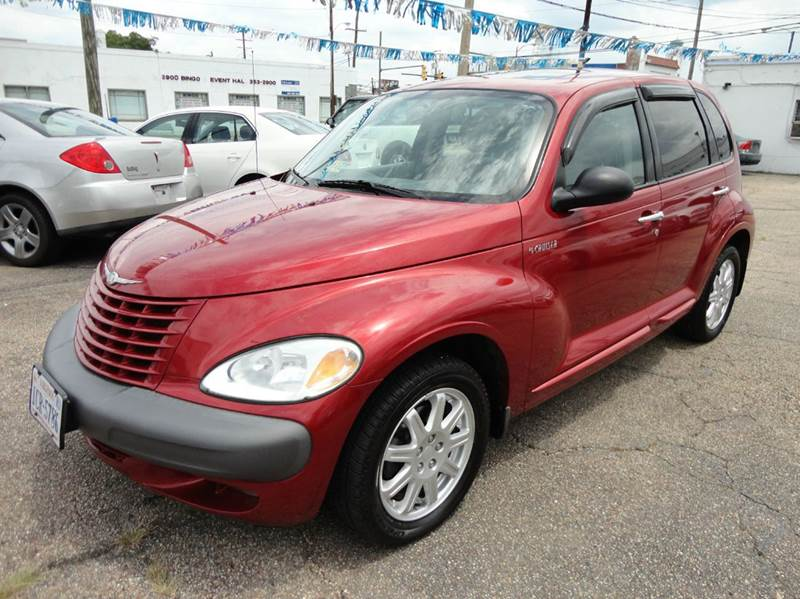 2002 chrysler pt cruiser limited edition 4dr wagon in for Affordable motors richmond va