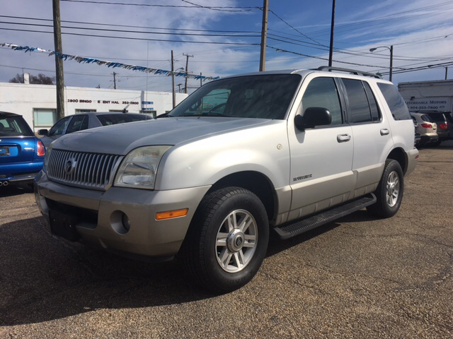 2002 Mercury Mountaineer Base AWD 4dr SUV - Richmond VA