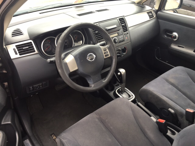 2008 Nissan Versa 1.8 S 4dr Sedan 4A - Richmond VA
