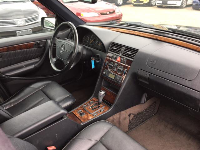 2000 Mercedes-Benz C-Class C 230 Supercharged 4dr Sedan - Richmond VA