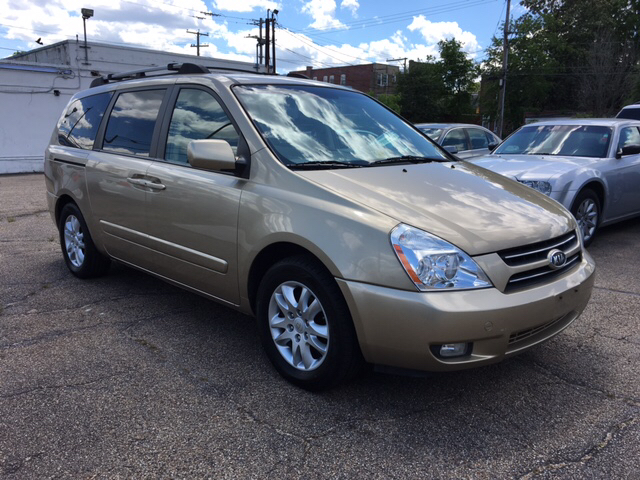 2006 Kia Sedona EX 4dr Mini Van - Richmond VA