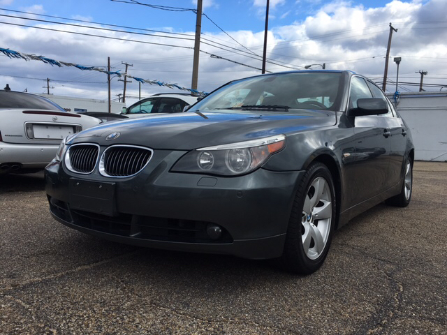 2007 BMW 5 Series 525i 4dr Sedan - Richmond VA