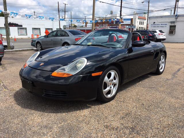 2001 Porsche Boxster Base 2dr Convertible - Richmond VA