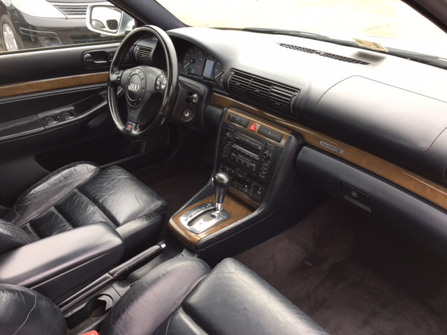 2001 Audi S4 quattro AWD 4dr Turbo Sedan - Richmond VA