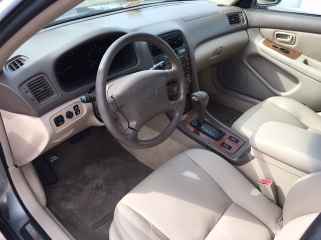 2000 Lexus ES 300 4dr Sedan - Richmond VA