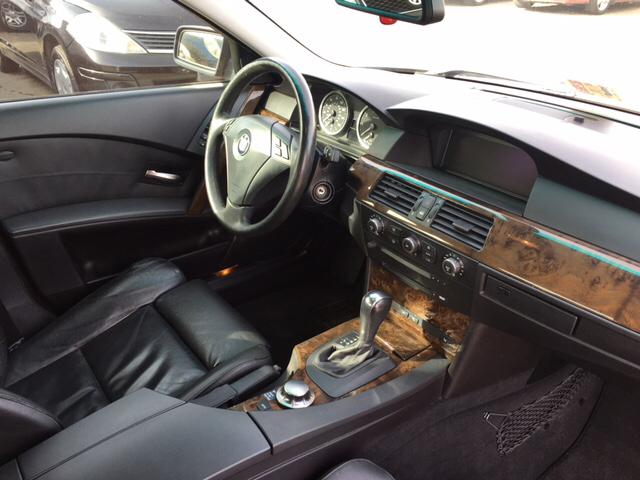 2005 BMW 5 Series 545i 4dr Sedan - Richmond VA