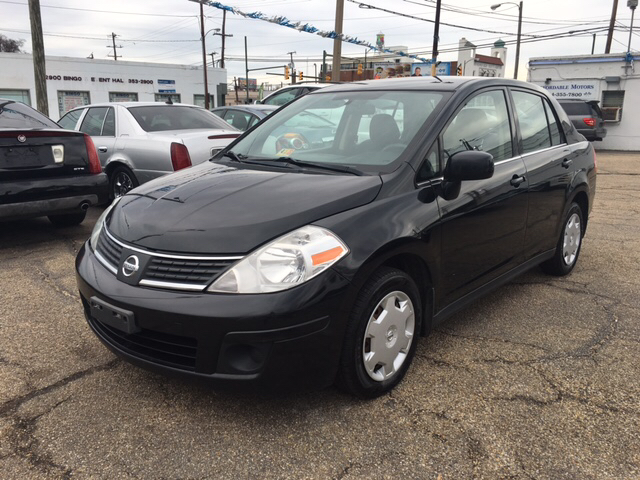 2008 Nissan Versa 1.8 S 4dr Sedan 4A - Richmond VA